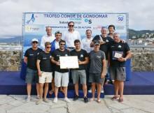 Corsario-VI-dobre-campión-Trofeo-Conde-Gondomar