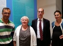Museo-Casa-Navegación-Baiona-recibe-unha-visita-moi-especial