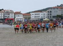 centos-de-deportistas-protagonizan-a-carreira-nigran-area-en-praia-america