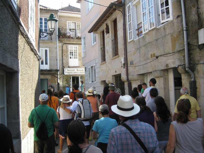 Éxito-participación-visitas-guiadas-Baiona-organizadas-Concellaría-Turismo