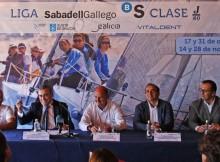 Baiona-pecha-tempada-vela-2015 -coa-liga-SabadellGallego-Clase-J80