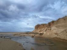 o-deterioro-do-ecosistema-dunar-de-panxon-e-praia-america-chegara-ao-parlamento-de-galicia