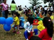 centos-de-tachirenses-caminaron-en-solidariedade-con-nenos-oncoloxicos