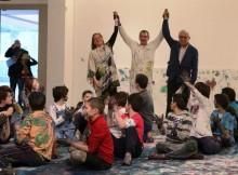 o-museo-de-pontevedra-acolle-o-camino-da-serpe-unha-actividade-que-quere-potenciar-a-comunicacion-social-o-traves-da-musica-a-danza-e-a-pintura