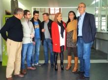 VISITA DA PRESIDENTA DA DEPUTACIÓN DE PONTEVEDRA, CARMELA SILVA, AO CONCELLO DE NIGRÁN