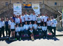 club-de-mar-ria-de-aldan-hnos-gandon-gana-a-ultima-xornada da liga galega de Kayak de Mar