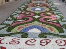 O vindeiro domingo 29 de maio celebrarase en Baiona a Solemnidade de Corpus Christi. Ás 12 do mediodía celebrarase a habitual Misa, seguida da Procesión polas rúas de costume, alfombradas con tapices florais.