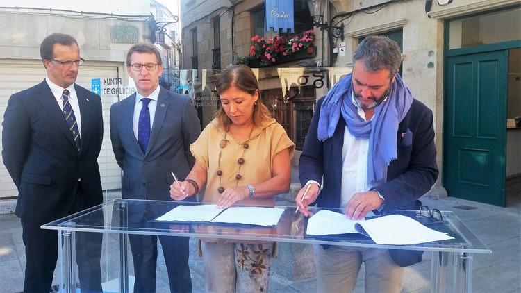 xunta-e-o-colexio-de-arquitectos-de-galicia-asinan-un-convenio-de-colaboracion-para-a-elaboracion-da-guia-sobre-o-emprego-da-cor-e-dos-materiais-nas-edificacions