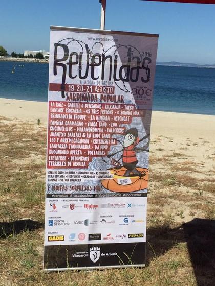 """Carmela Silva destacó na presentación oficial de """"Revenidas"""" que o Festival das Linguas pon en valor a cultura, a música e a convivencia"""