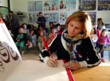 alumnos-de-primaria-descubriran-o-camino-de-santiago-a-traves-dun-proxecto-interactivo