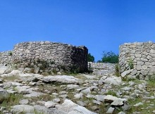 O Parque da Cultura Castrexa de 'San Cibrao de Las' percorre nunha mostra a evolución humana