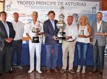 Presentación oficial del 31º Trofeo Príncipe de Asturias -