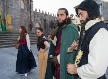 -festival-arraianos-arranca-en-tui-con-representacions-historicas-mercado-e-gastronomia-medieval