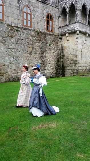 -castelo-de-soutomaior-ofrece-visitas-teatralizadas-co-obxectivo-de-por-en-valor-o-noso-patrimonio