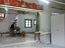 comezaron-os-traballos-en-nigran-para-facer-mais-accesible-a-planta-baixa-do-concello