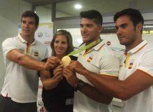 O piragüismo galego homenaxeará os catro padexeiros galegos que representaron o noso país nas olimpíadas de Brasil 2016.