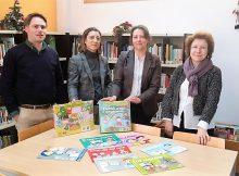 fundacion-filomena-rivero-doa-unha-coleccion-de-libros-a-biblioteca-de-redondela-para-nenos-con-diversidade-funcional