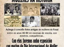 mulleres-na-historia-o-concello-do-rosal-quere-organizar-unha-exposicion-de-fotos-antigas