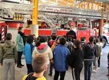 participantes-do-campus-deportivo-de-gondomar-visitan-o-pesca-1-e-os-bombeiros-de-vigo