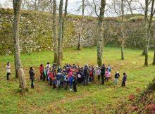 centos-de-nenos-e-nenas-de-primaria-e-infantil-coneceron-in-situ-as-arbores-senlleiras-de-tomino