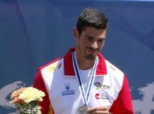 roi-rodriguez-dobre-medallista-na-ii-copa-do-mundo-de-piraguismo-en-hungria
