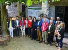 Presentación Feria do Viño Rosal 2017