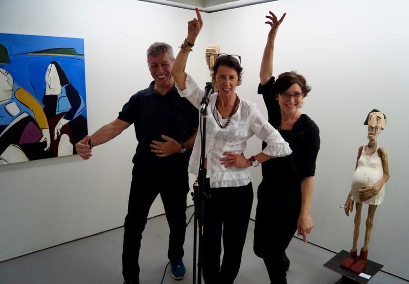 A Galería Sargadelos de Baiona aposta un ano máis pola arte