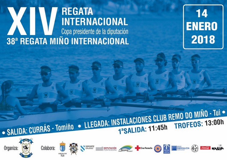 300-remeiros-espana-e-portugal-participaran-na-regata-internacional-do-mino