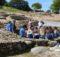 O xacemento do Monte do Castro, un dos grandes atractivos turísticos da comarca do Salnés