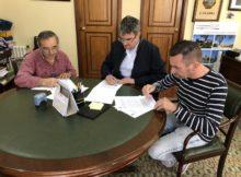 Concello da Guarda e as Comunidades de Montes acordan a creación de dous parques forestais