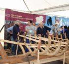 En Pasaia presentouse o vindeiro Encontro de Embarcacións Tradicionais de Galicia