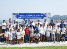 Pablo Marquina sentencia a liga Baitra de vela en Baiona