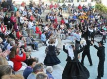 a-guarda-acolleu-a-xiv-festival-luso-galaico-de-xamaraina