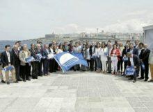 Feijóo afirma que as 124 bandeiras azuis da Comunidade sitúan Galicia como un destino turístico de costa de calidade e sustentable