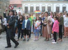 O Casco histórico da Guarda será escenario da cuarta visita teatralizada