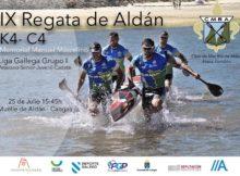 Trescientos padeeiros competirán na Travesía Ría de Aldán