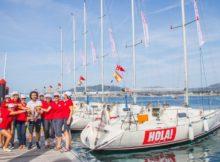 Unha tripulación integramente feminina da Armada Española competirá na ¡HOLA! Ladies Cup