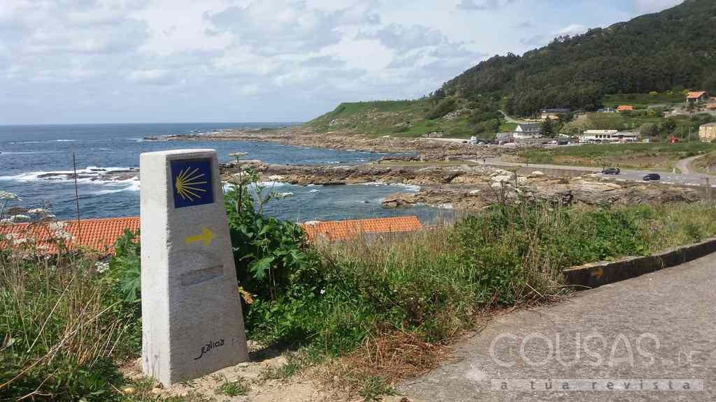 Increméntase notablemente o número de peregrinos que realizan o Camiño Portugués da Costa