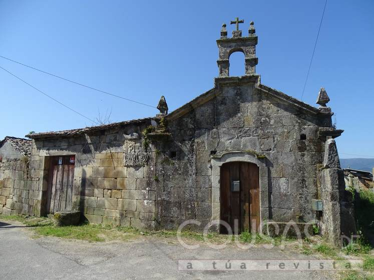 Pazo de Barreiro en Vilaza (Gondomar)