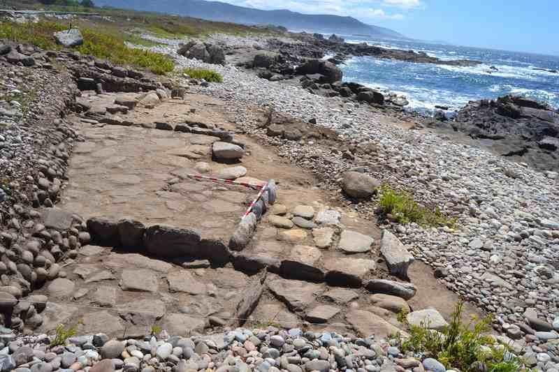 A Guarda proxecta recuperar as súas salinas romanas de O Seixal y Camposancos