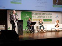 Almuiña ratifica o compromiso do Goberno galego cos enfermos de esclerose lateral amiotrófica