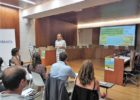 En Tomiño falouse da importancia da comunicación dixital das empresas do rural
