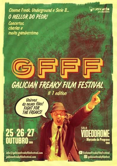O Galician Freaky Film Festival recibe máis de 100 filmes de serie B