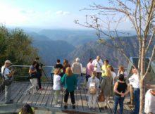 Galicia celebra o Día Mundial do Turismo na Ribeira Sacra ao redor dos recursos paisaxísticos, ornitolóxicos e gastronómicos