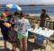 Fin de semana de sensibilización ambiental nas praias do Muiño e Area Grande da Guarda