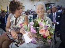 Tomiño recoñece a contribución social e cultural de Tinita Ozores