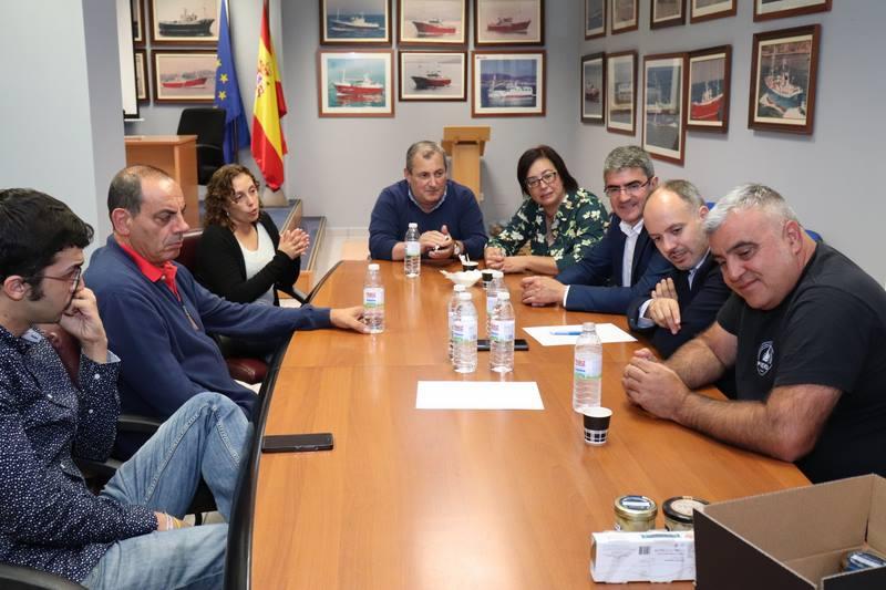 A Guarda e o Consorcio da Zona Franca de Vigo tenden lazos de colaboración
