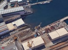 Greenpeace cuestiona a legalidade da madeira empregada na construción de iates de luxo en Vigo