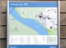 Tui amplía a sinalización na cidade histórica
