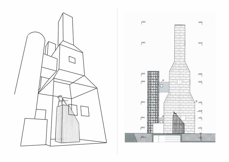O proxecto artístico 'Stay here' converterá as Torres Hejduk nunha enxeñosa e interactiva matrioska